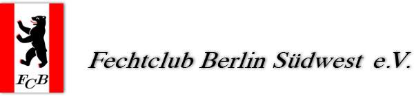 Fechtclub Berlin-Südwest